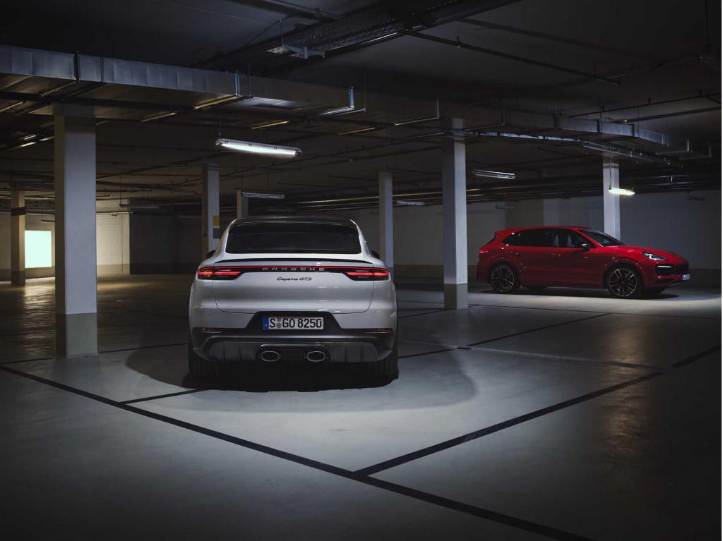 2021 Porsche Cayenne GTS and Cayenne GTS Coupe