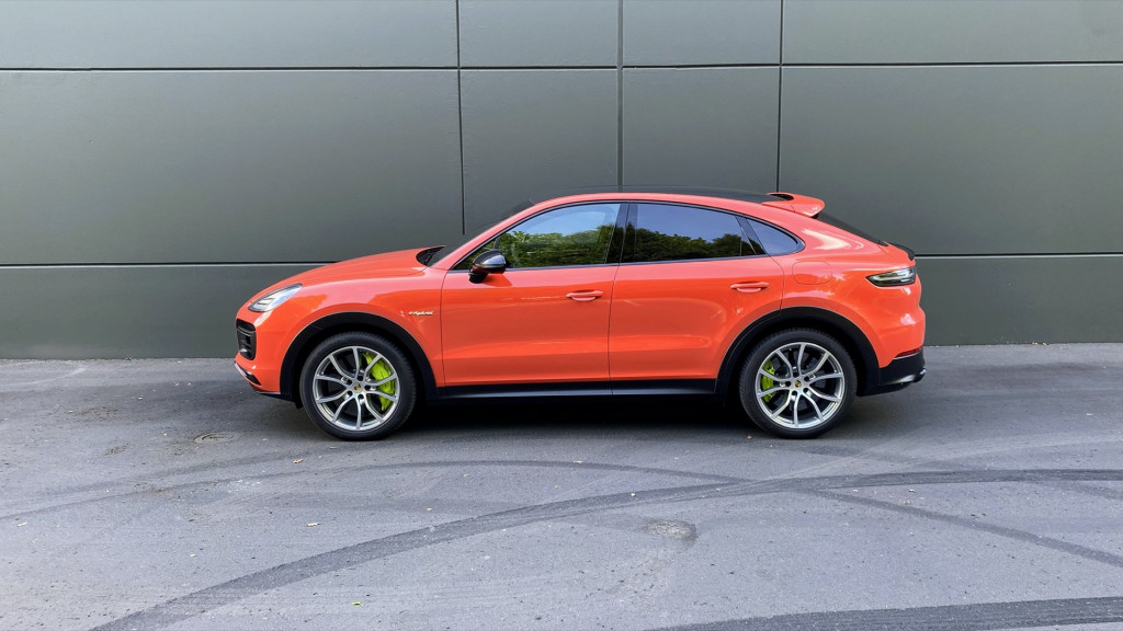 Review Update 2020 Porsche Cayenne Coupe Turbo S E Hybrid Trolls Coal