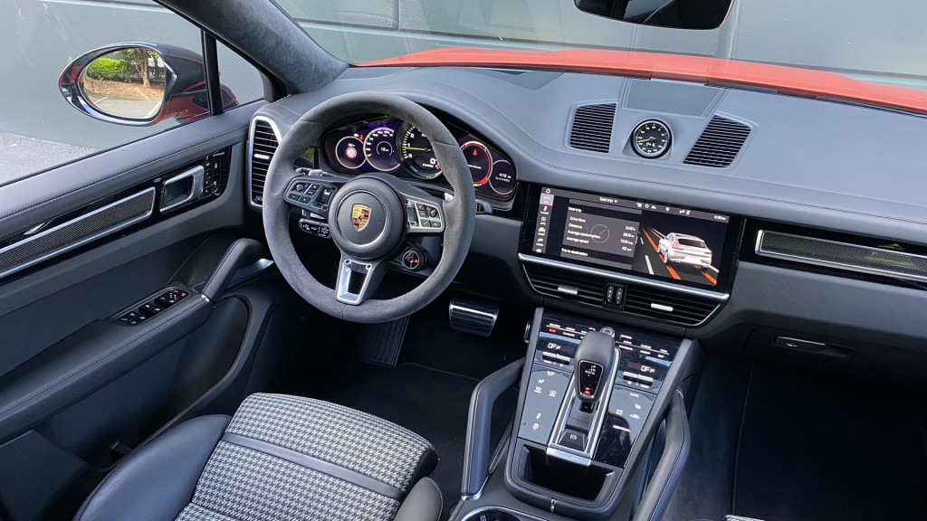 Review Update 2020 Porsche Cayenne Coupe Turbo S E Hybrid Trolls Coal