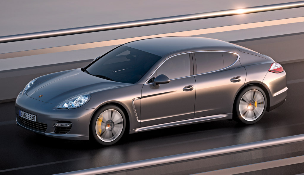 Next Porsche Panamera To Drop Manual Transmission Option