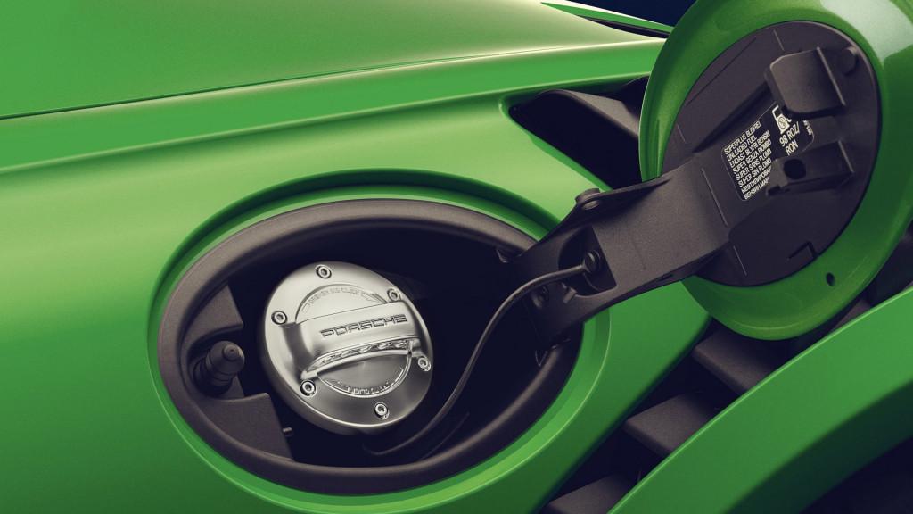 Крышка топливного бака Porsche