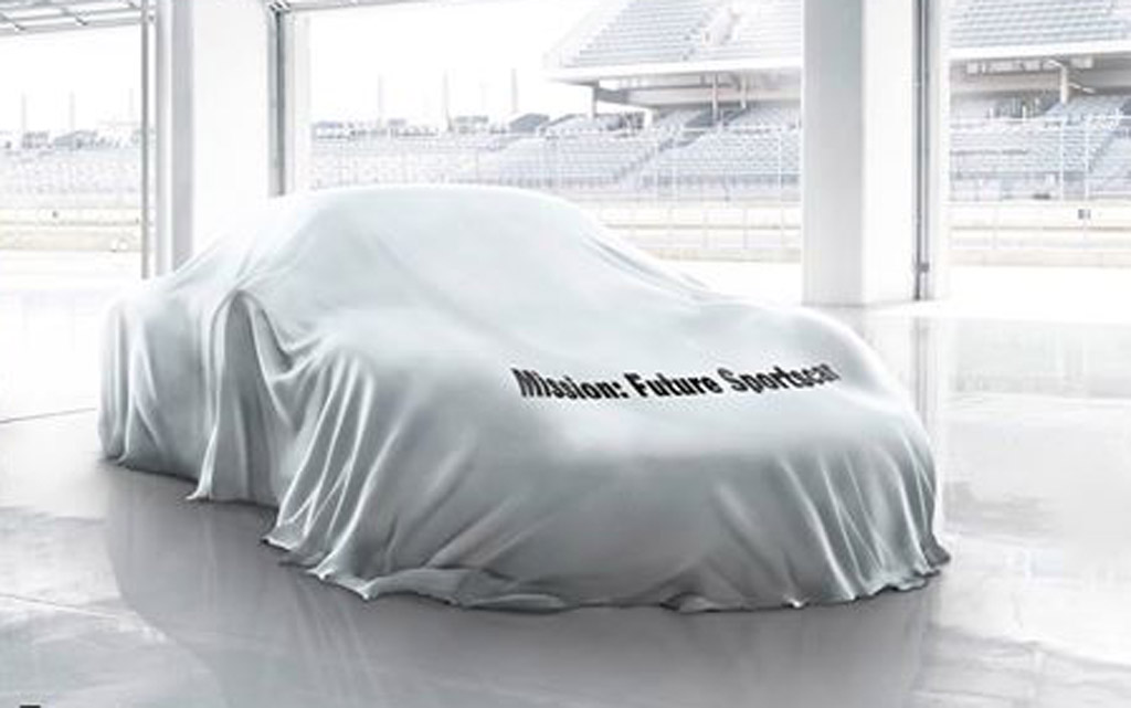Is Porsche hinting at a new supercar in this Facebook post?