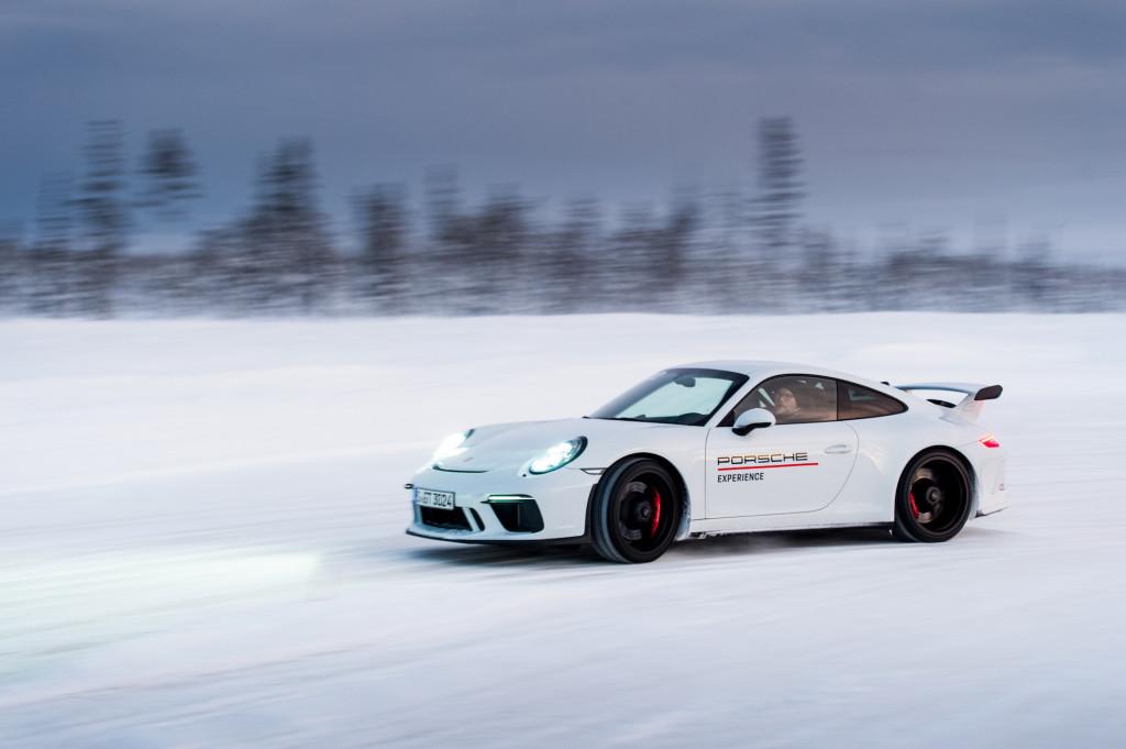 porsche Ice Force Pro - 911 GT3