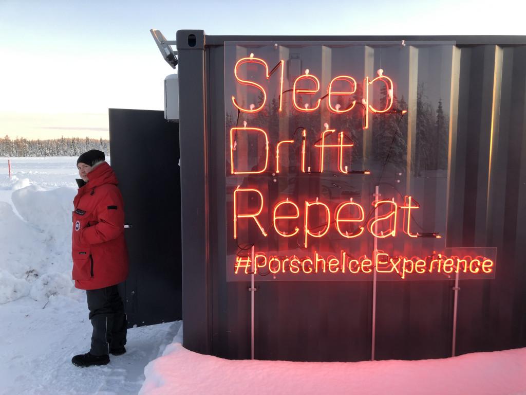 Porsche Ice Force Pro, Jussi Kumpumaki
