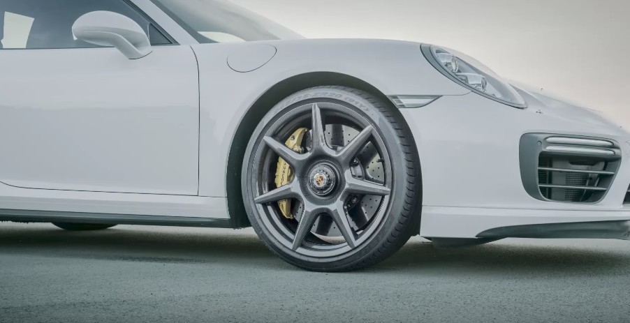 The Way Porsche Creates Carbon Fiber Wheels Is Beautiful