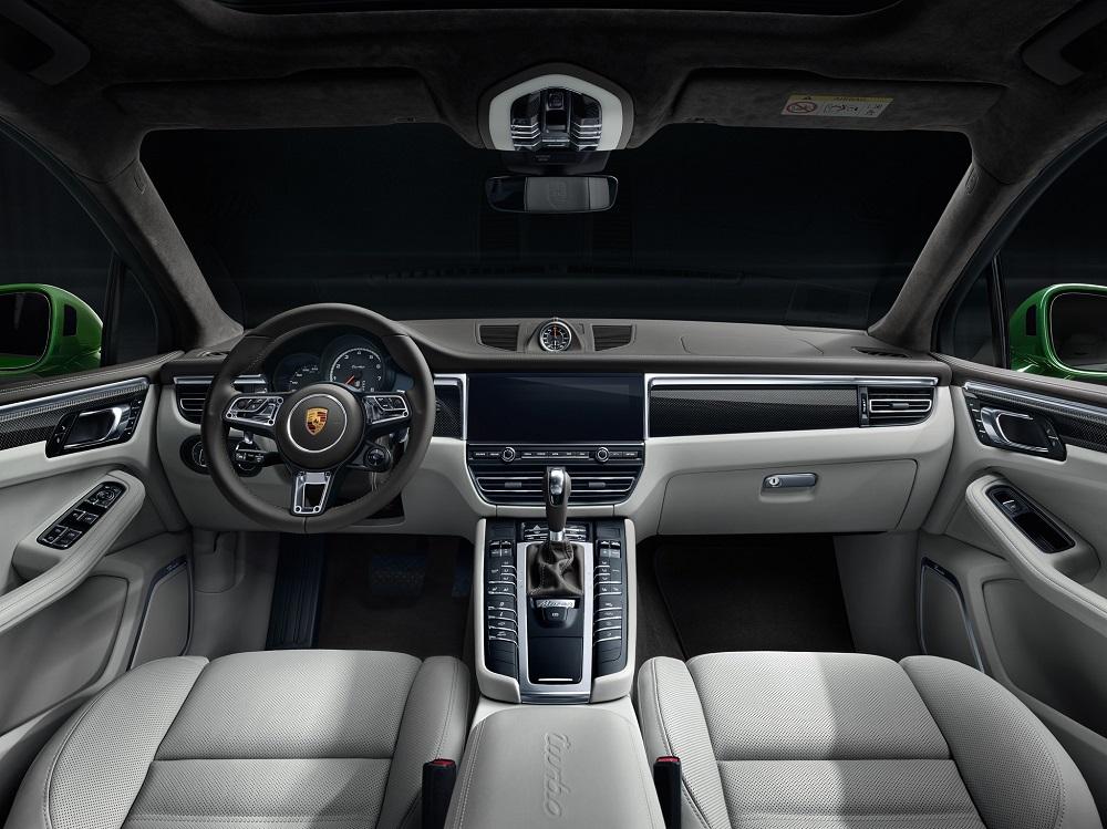 2020 Porsche Macan Turbo Revealed With New V 6 434 Horsepower