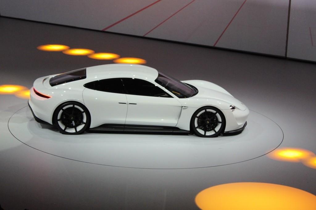2018 porsche electric car.  2018 porsche mission e concept 2015 frankfurt auto show on 2018 porsche electric car n