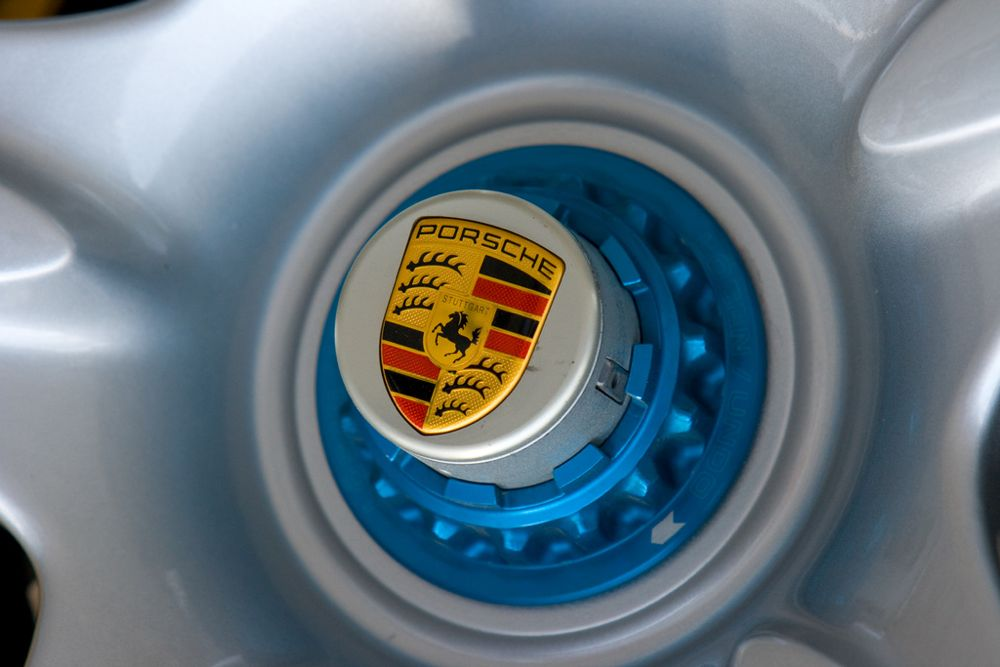Porsche Carrera GT Lock Nut