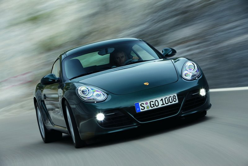 2009 Porsche Cayman Review Ratings Specs Prices And