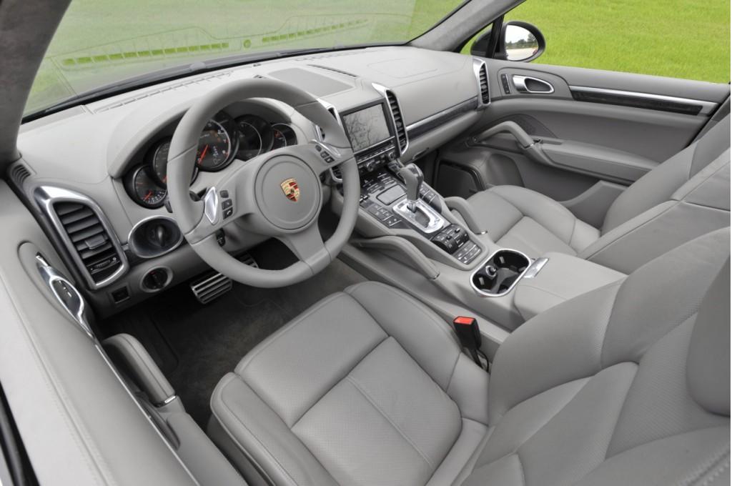 First Drive 2011 Porsche Cayenne