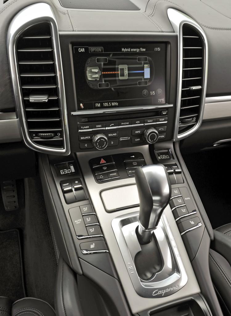 2011 Porsche Cayenne S Hybrid Drive Review