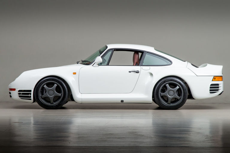 Canepa has built the greatest Porsche 959 of all time