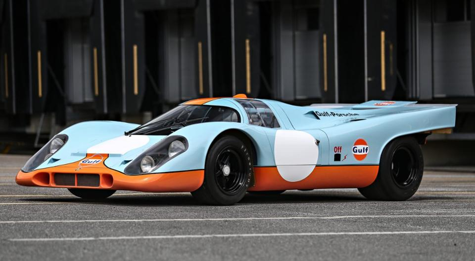 Porsche 917 from