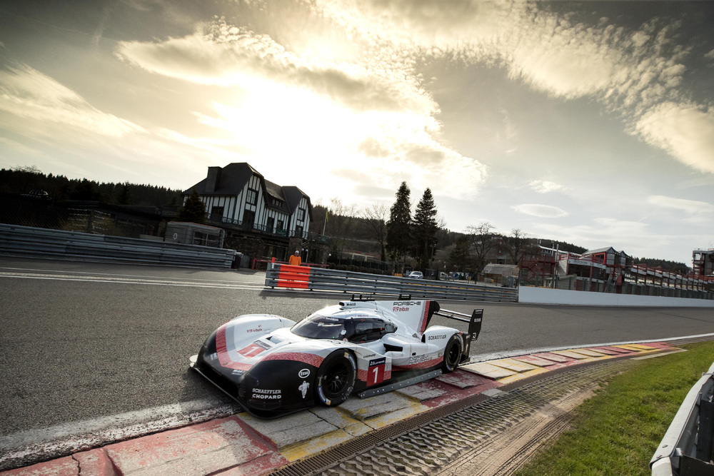 Porsche 919 going on goodbye world tour, destroy lap records along the way