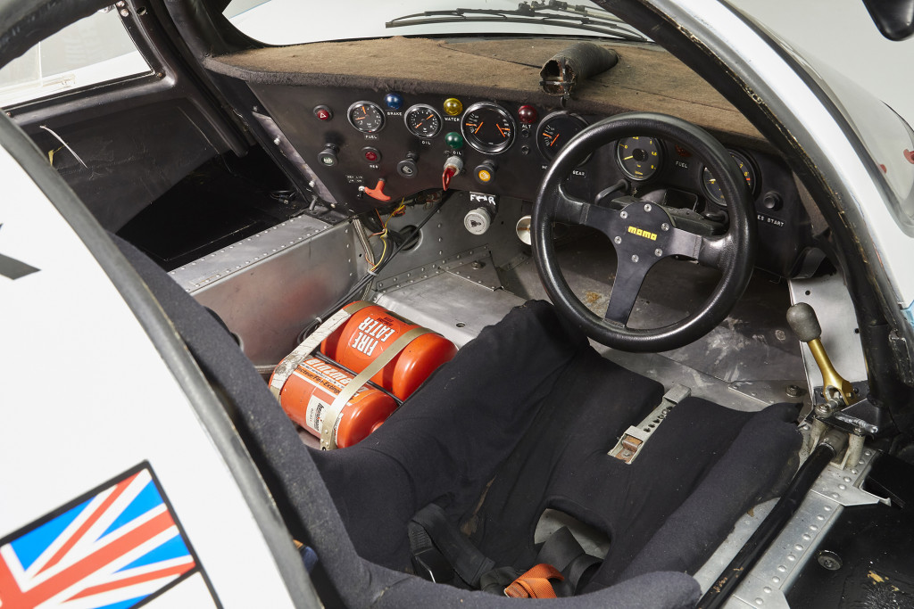 1983 Porsche 956 Group C race car - Image via Matthew Howell/RM Sotheby's