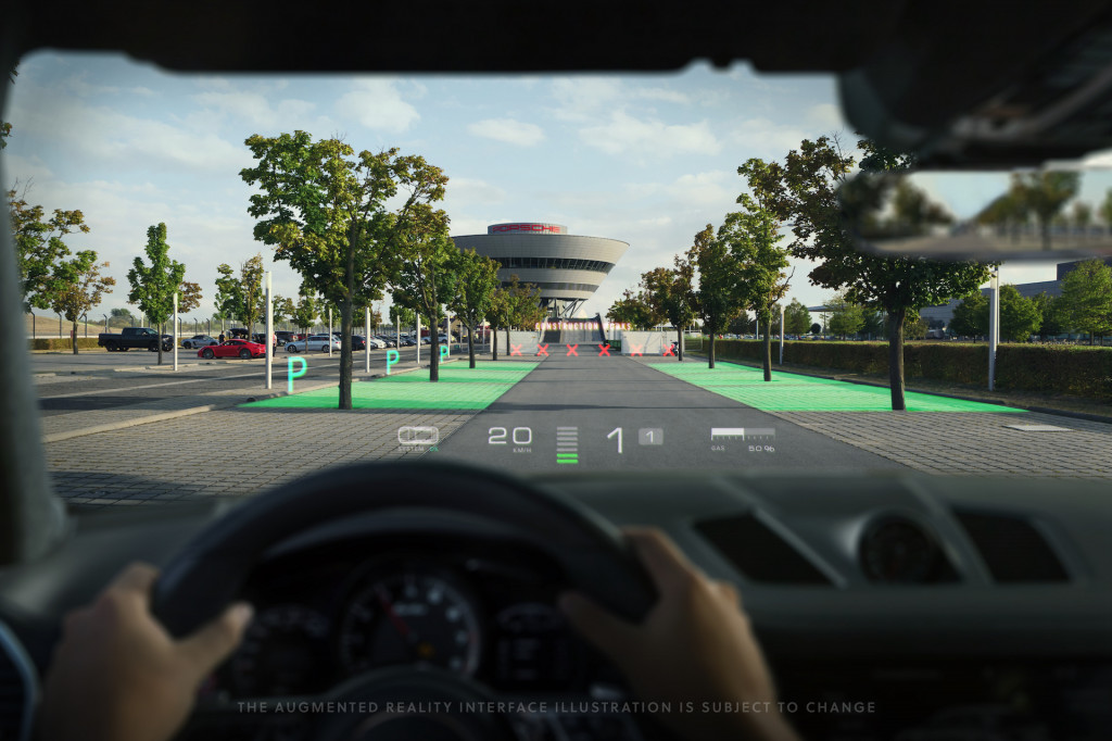 Porsche, Hyundai investing in holographic augmented reality tech company