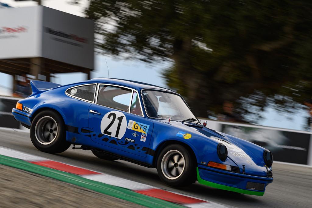 Rennsport Reunion VI: A living, driving, racing museum