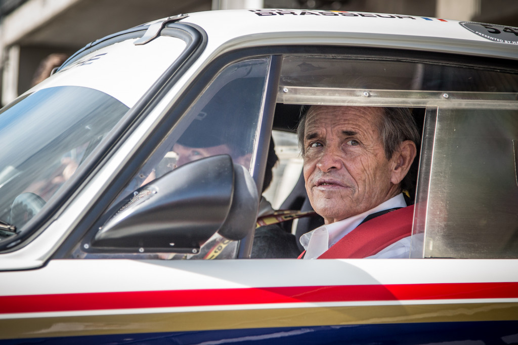 The time Jacky Ickx almost drove in NASCAR for Junior Johnson
