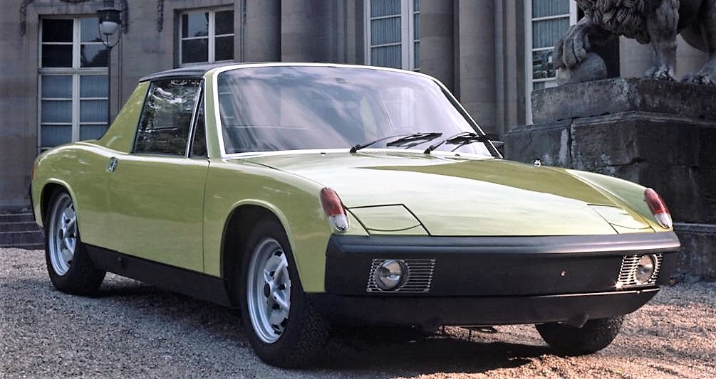 The Porsche 914 does have its fair share of enthusiast owners | Porsche
