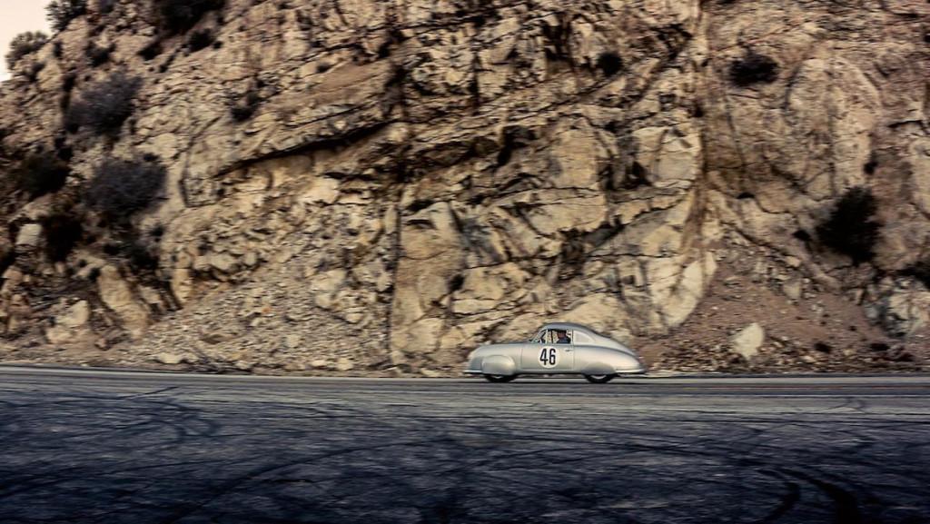 Porsche's first Le Mans-winning car: 356 coupe