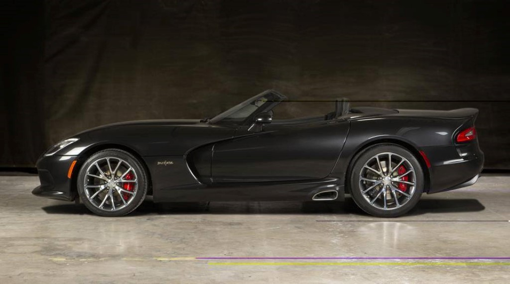 Company Offers Dodge Viper Srt Convertible Conversion