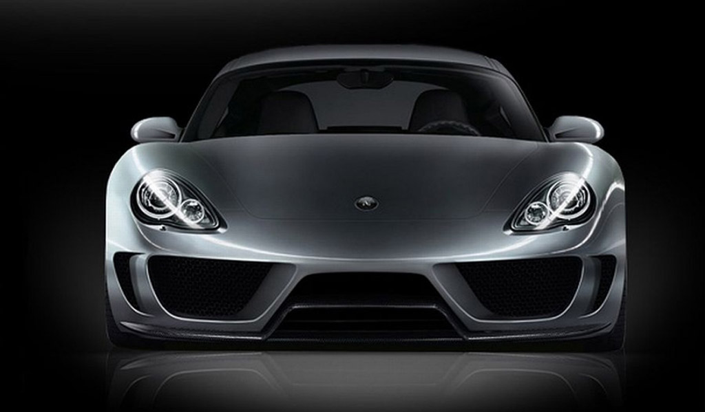 German Tuner Alpha-N Working On New Supercar Project