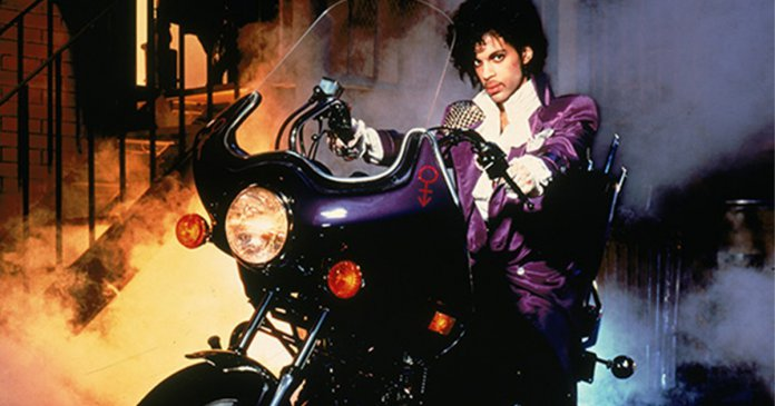 Prince's car and motorcycle collection was as unique as the late pop star