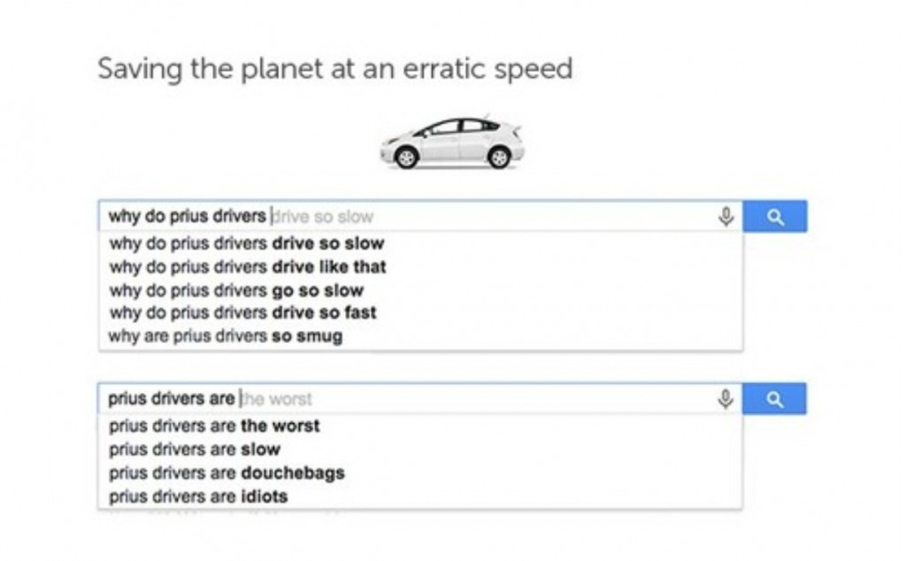 Prius drivers - Google search results