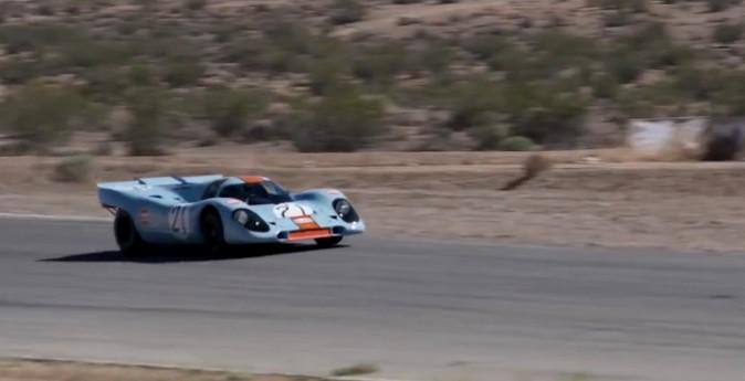 Team aims to build 'new' Porsche 917 racers