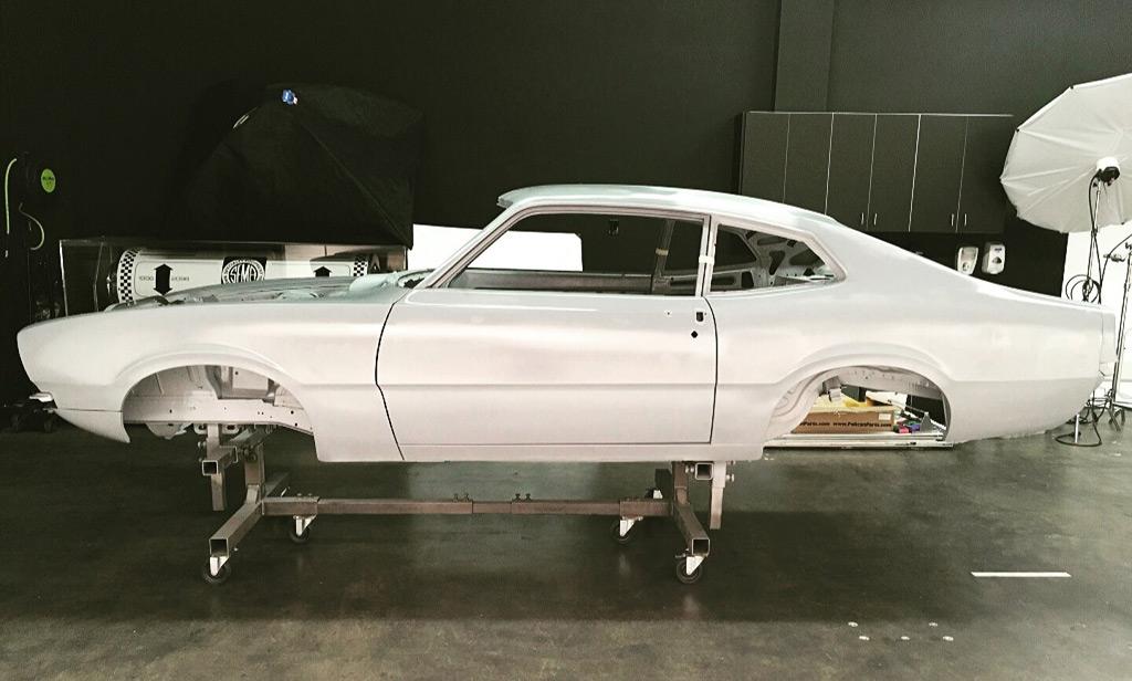 Image Project Underdog 1972 Ford Maverick Size 1024 X