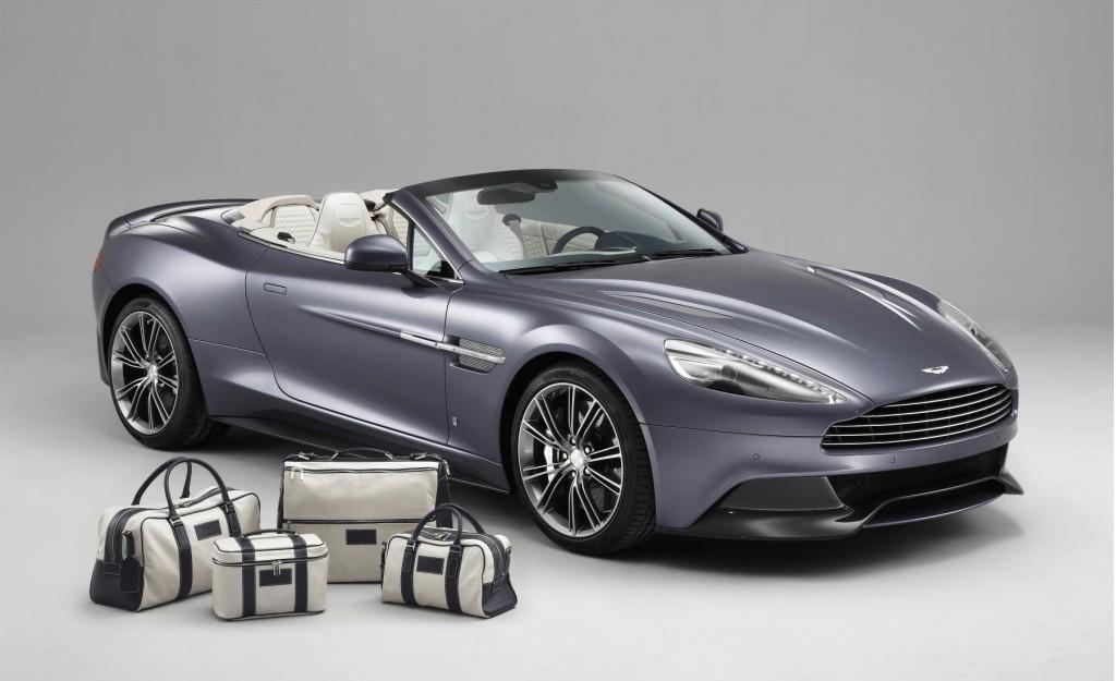 Q By Aston Martin Personalization Service Video