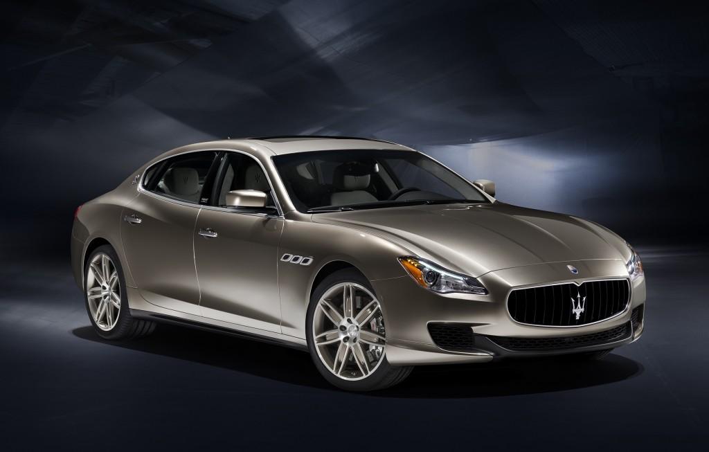 Maserati Quattroporte Ermenegildo Zegna Edition Arrives In Us Trim