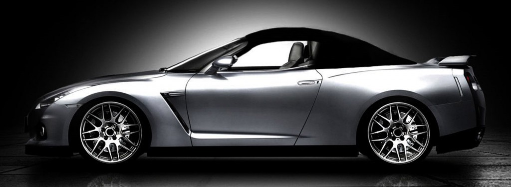 R35 Nissan GT-R convertible by Newport Convertible Engineering