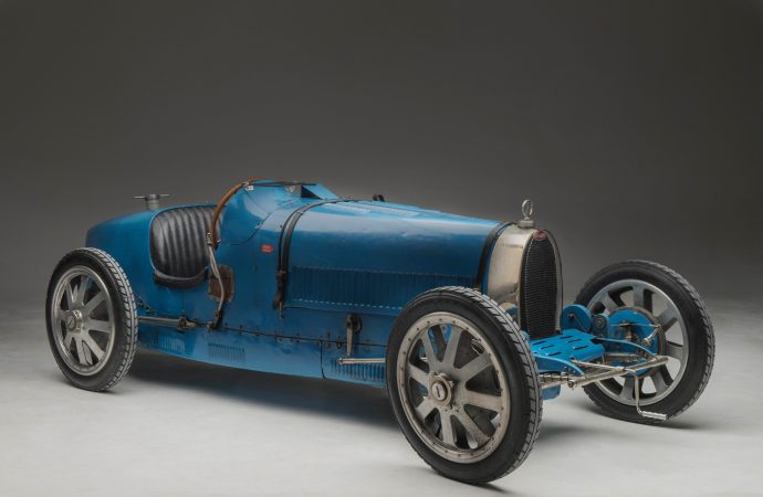 Racer Jo Siffert owned this 1925 Bugatti Type 35 | Artcurial photo by Guy van Grinsven-studio Press-