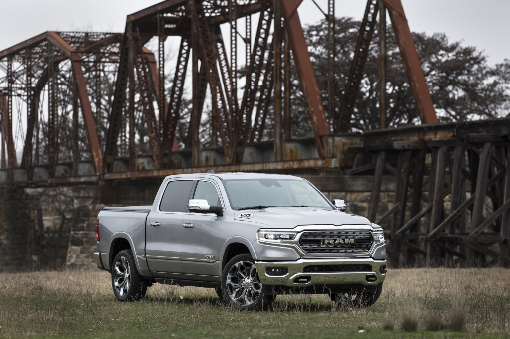 2020 Ram 1500 EcoDiesel pickup trucks priced from $38,585