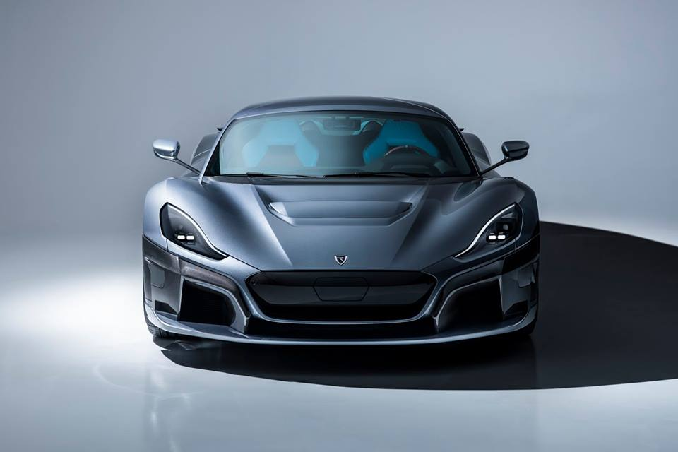 Rimac C_Two electric supercar lands in Geneva with amazing specs and gorgeous lines