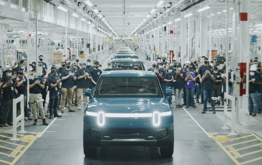Rivian builds first customer example of R1T - September 2021