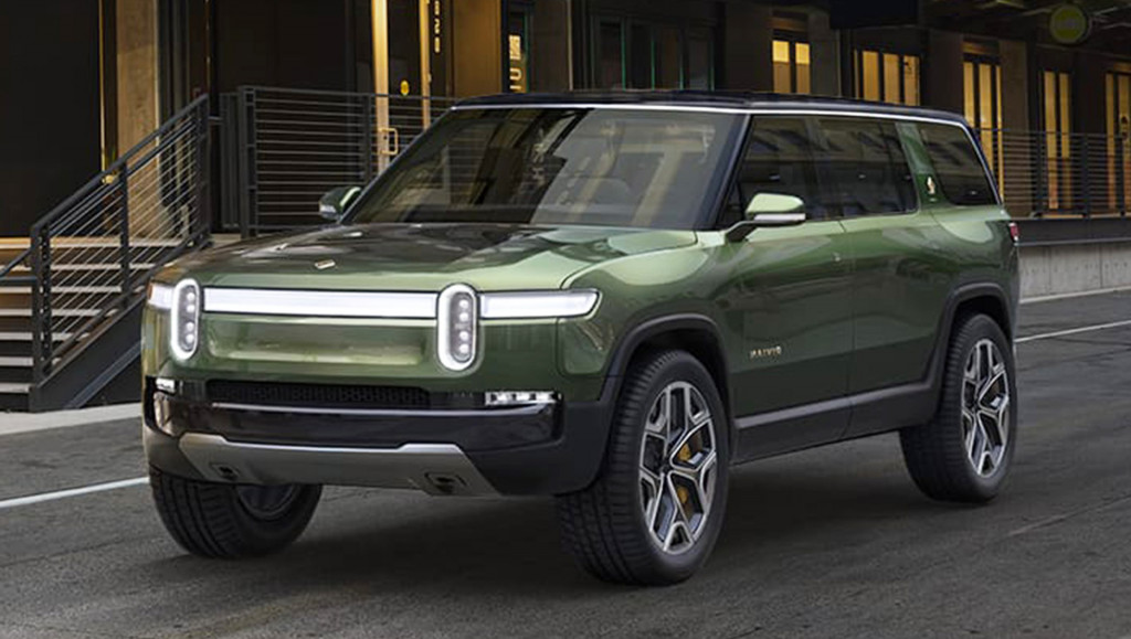 Electric truck hopeful Rivian gets $350M investment from Cox