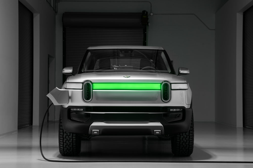 Rivian electric pickup, SUV ready for future 800V upgrade ...