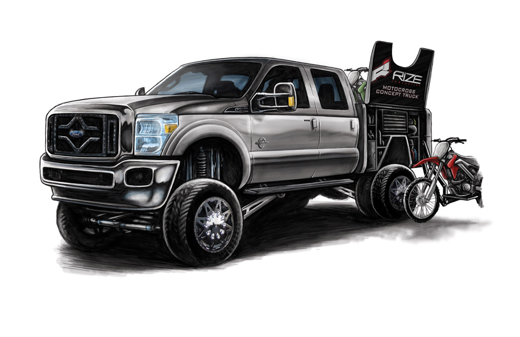 Rize Industries F350
