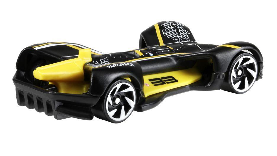 Roborace Hot Wheel Robocar model