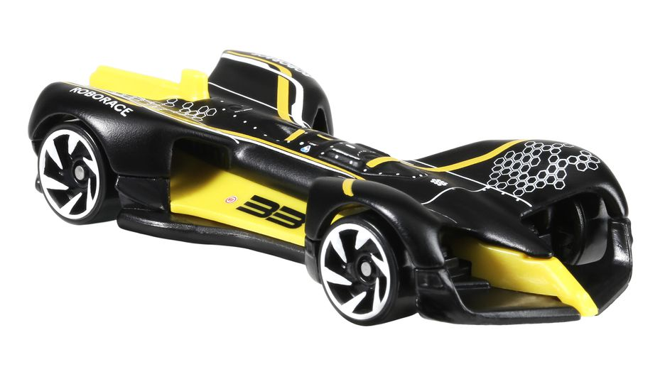 roborace wheels race robocar wheel die cast self driving autonomous latest roadshow toy treatment gets