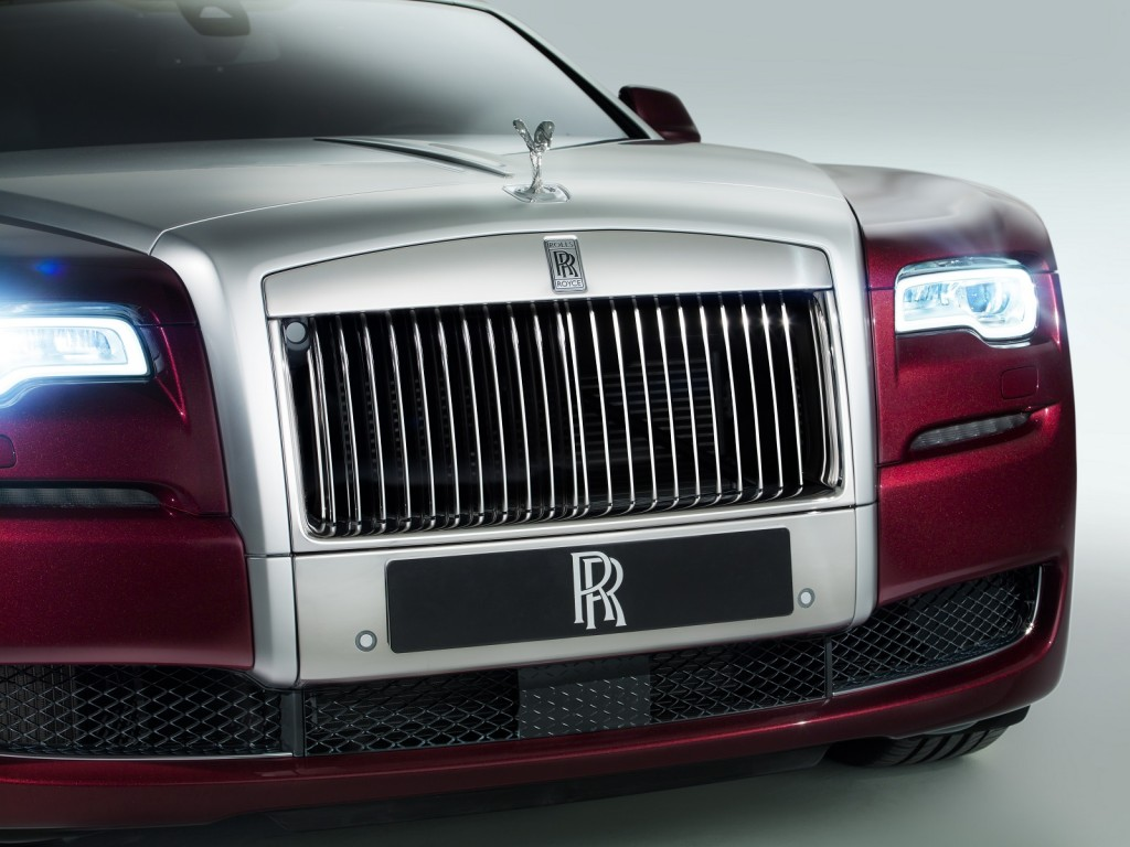 2015 Rolls-Royce Ghost Series II
