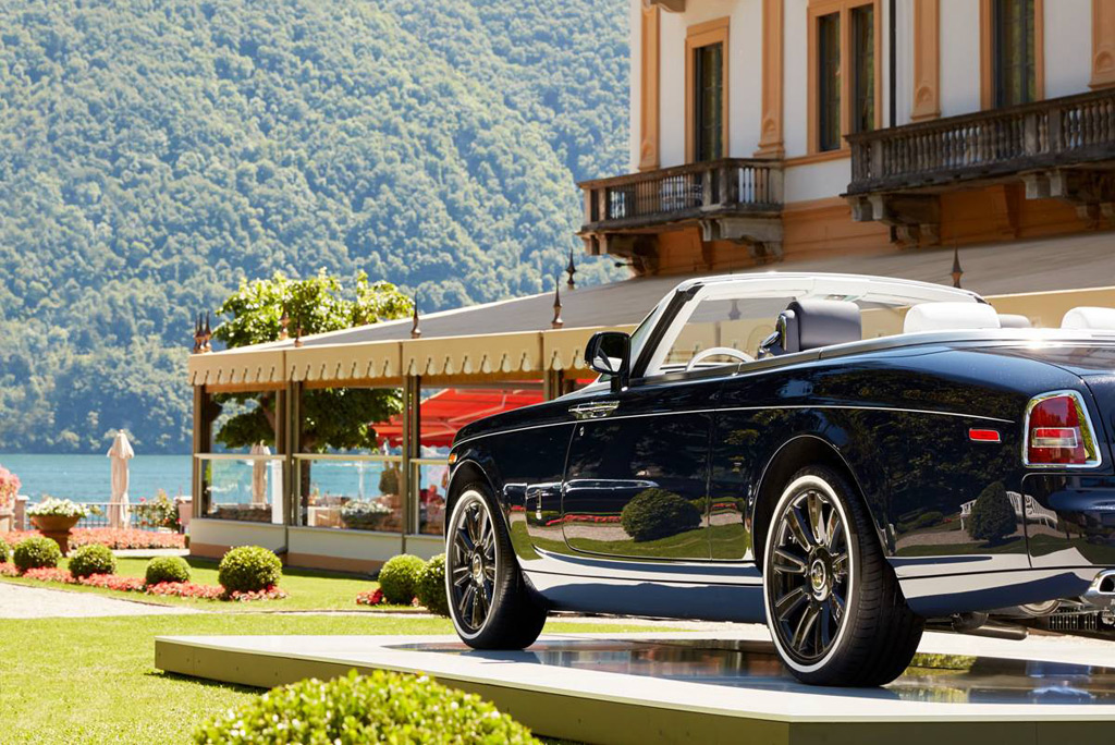 Rolls Royce Presents Zenith Range Of Final Phantom Coupes And Convertibles At Villa D Este