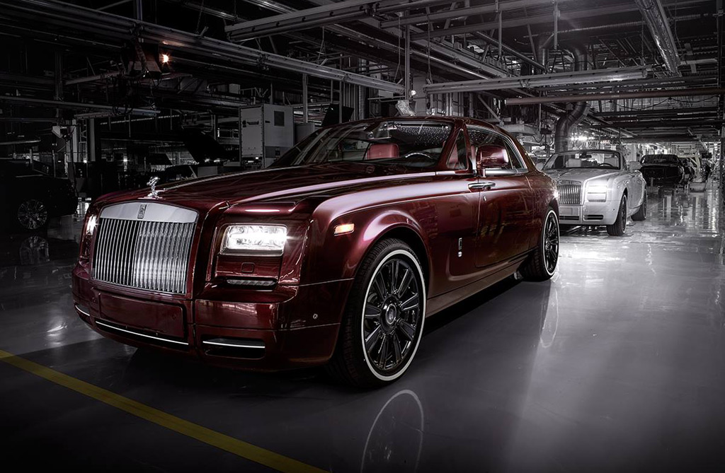 Rolls Royce What S New For 2017