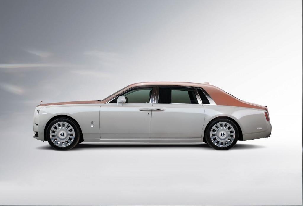 Rolls-Royce Phantom Whispered Muse