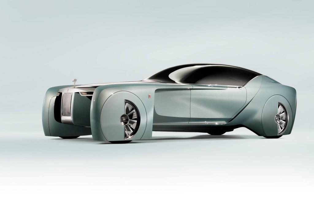 Rolls-Royce Vision Next 100 (103EX) concept