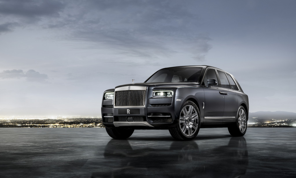 Customize your Cullinan: Rolls-Royce launches configurator for SUV