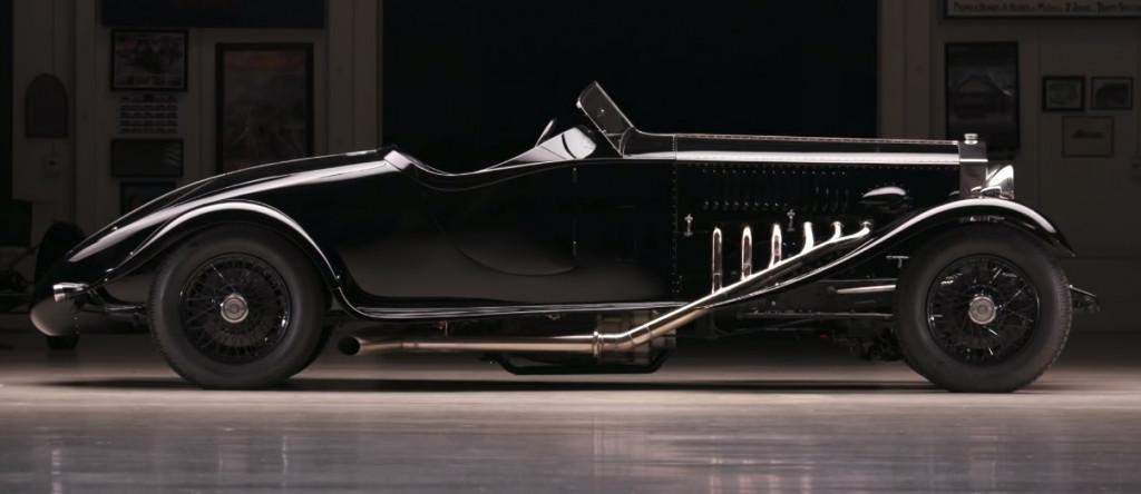 1934 Rolls-Royce Merlin touches down in Jay Leno's Garage