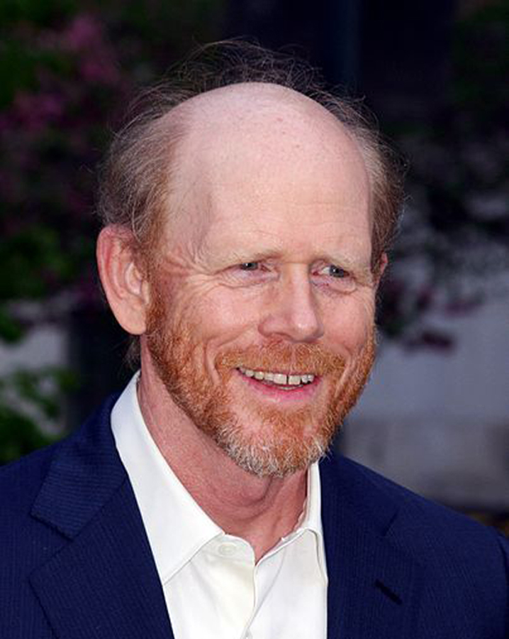 Ron Howard will drive the NASCAR Sprint Cup Series pace car at Indianapolis next Sunday